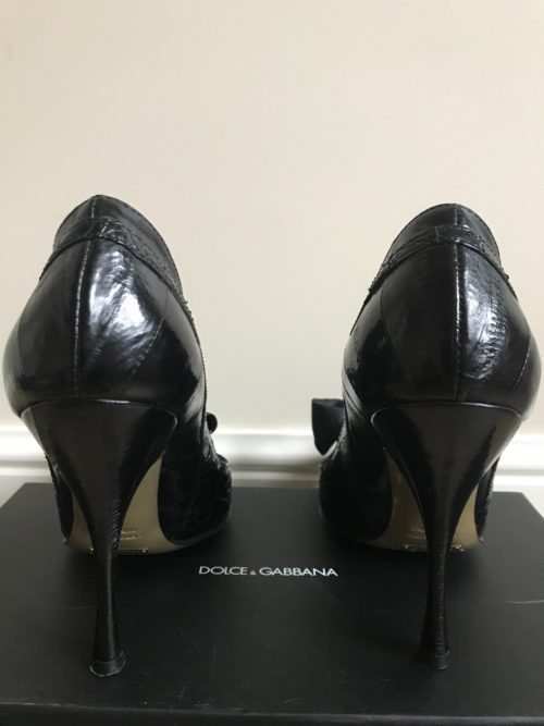 Szpilki Dolce&Gabbana